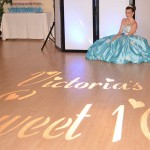 16 year old girl at her Sweet 16 in NJ
