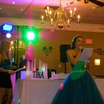 NJ Girl Signing at her Sweet 16