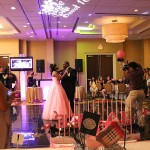 Father an Daughter Dance at NJ Sweet 16