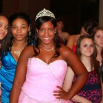 NJ Sweet 16 Girl and Friends