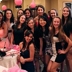 NJ Sweet 16 - Friends