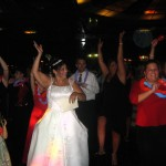 NJ Bride & Family Dancing