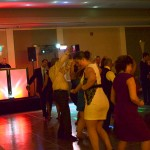 Coworkers Dancing at a Corporate Event in NJ