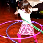 NJ Communion Hula Hooping
