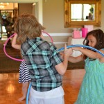 NJ Communion - Hula Hoop Game